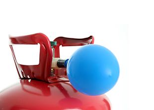 Heliumsets - für den Aufstieg nach oben