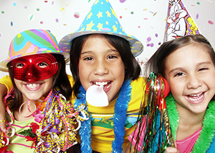 kindergeburtstage - So kann die Party steigen