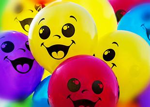 Luftballons - die Dekoration für jede Party